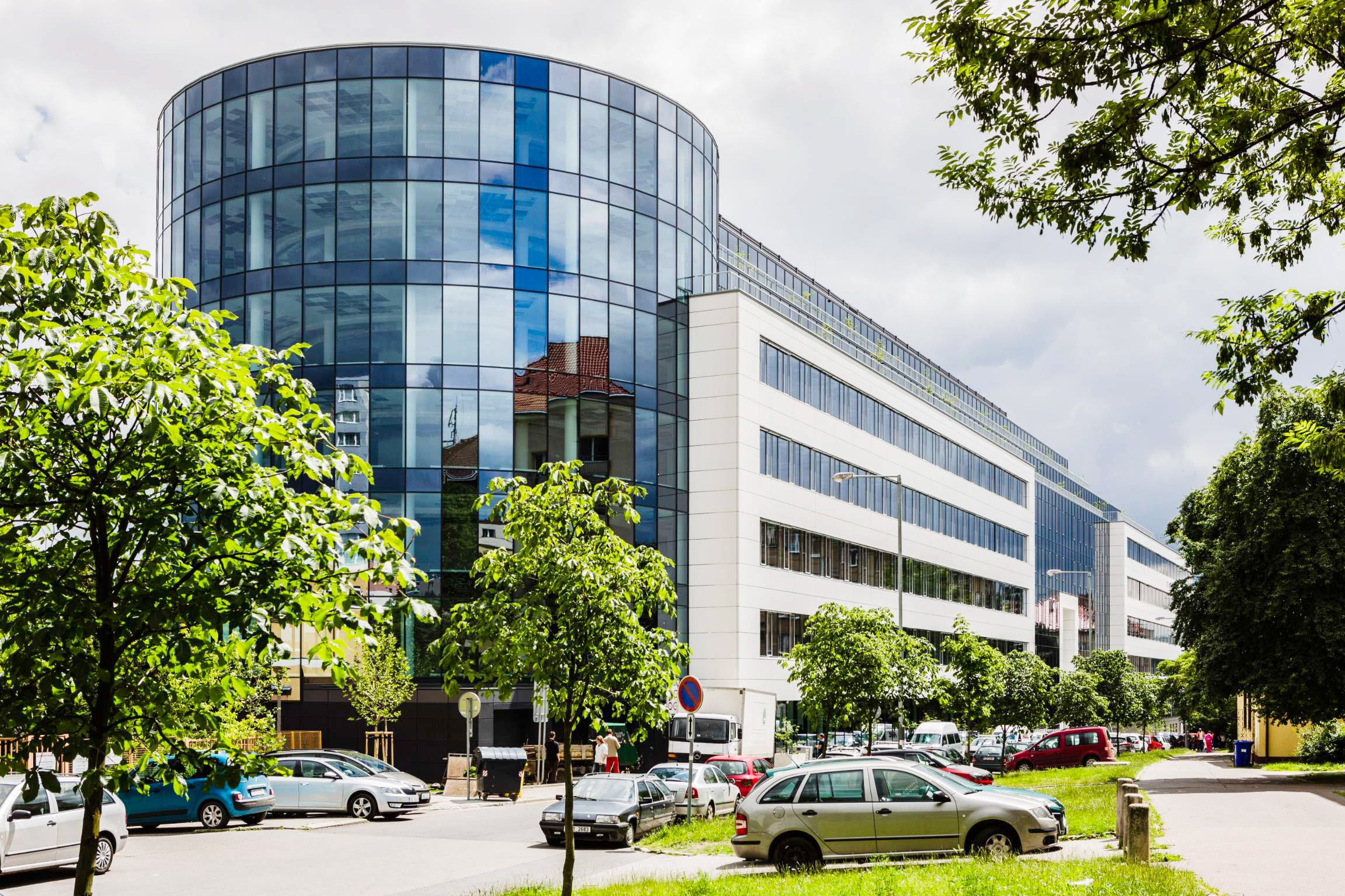 Acquisition of The Greenline office building in Prague 4